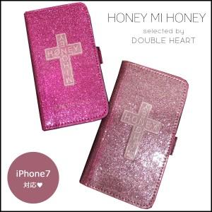ハニーミーハニー HONEY MI HONEY cross book iPhonecase クロスブックアイフォンケース iPhone7 iPhoneケース