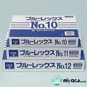 【送料無料】ブルーレックス規格袋No.19 0.013×400×550mmヒモ付 2000枚_福助工業