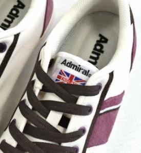 送料無料|Admiral|スニーカー レディース メンズ ローカット 靴 / Admiral(アドミラル)INOMER