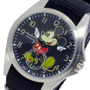 レビューで次回2000円オフ 直送 ディズニー ミッキー MICKEY LIMITED EDITION 替えベルト付 腕時計 DM-01BK