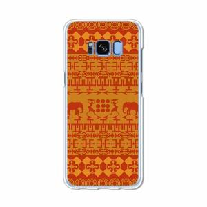 Galaxy S8 SCV36 SC-02J共用 ハードケース/カバー 【Egypt PCクリアハードカバー】 スマートフォンカバー・ジャケット