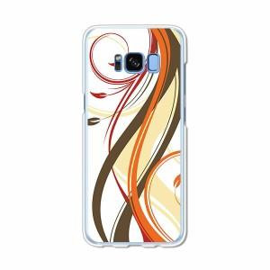 Galaxy S8 SCV36 SC-02J共用 ハードケース/カバー 【Livelife PCクリアハードカバー】 スマートフォンカバー・ジャケット