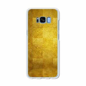 Galaxy S8 SCV36 SC-02J共用 ハードケース/カバー 【雅チェック PCクリアハードカバー】 スマートフォンカバー・ジャケット