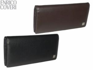 エンリコ コベリ ENRICO COVERI セノシリーズ かぶせ長財布 ECM0516 snma05