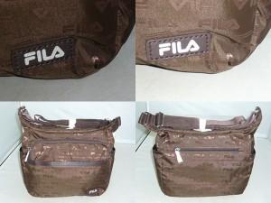 フィラ FILA ジャガード舟形ショルダー 7326 ooty09