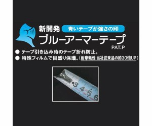 プロマートメジャー 技あり25 5.5m 尺相当目盛付 グレー ( WAZA2555S / AT10254961 )