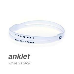アンクレット WHITExBLACK/Sサイズ ( #4571385300581 / JO10298081 )