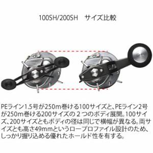 ダイワ 15 キャタリナBJ 200SHL (ジギング リール)