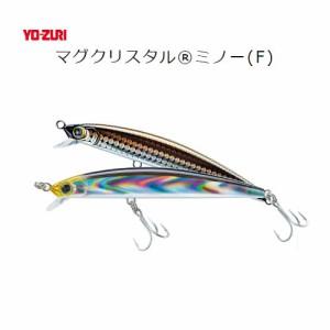 ヨーヅリ マグクリスタルミノー (F) 85mm