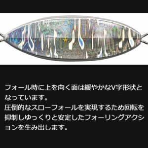 アングラーズリパブリック ゼッツ スローブラットキャスト オーバル SCO-60 60g (メタルジグ ジギング)
