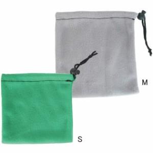 タカ産業 フリース リール袋 M 5色 S-58 (ポーチ 巾着 カバー ケース)