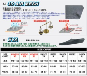 ARK エーアールケー 14-15モデル 【AR2409 】 GS HIP LONG 】UNISEX スノーボード プロテクター ロング  【返品種別SALE】