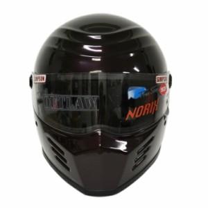 【送料無料】【SIMPSON】シンプソンヘルメット 特別カラー アウトロー59? BORDEAUX MICA