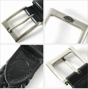 Dickies ディッキーズ ベルト メンズ 本革ベルト レザーベルト 本革 レザー ベルト ブランド 大きいサイズ (d104)