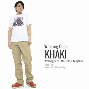 Carhartt カーハート ワークパンツ メンズ 大きいサイズ チノパン 太い カーハート 作業服 大きい アメカジ ブランド
