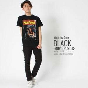 Pulp Fiction パルプ・フィクション │ tシャツ メンズ 半袖 プリント 半袖tシャツ プリントtシャツ メンズ tシャツ 映画 tシャツ