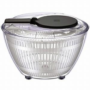 ワールドクリエイト 野菜水切り器 viv サラダスピナー S ブラック 68201