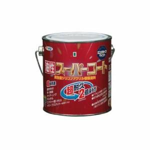 アサヒペン 油性スーパーコート 0.7L ブルーグレー