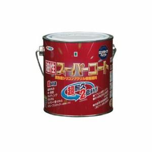 アサヒペン 油性スーパーコート 0.7L ライトブロンズ