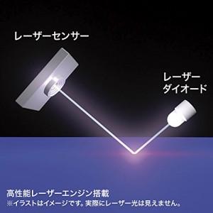 (まとめ買い)サンワサプライ 有線レーザーマウス ブラック MA-LS26BK 〔3個セット〕