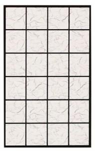 (まとめ買い)アサヒペン 障子紙 30%明るく2倍強い障子紙 雲竜 94cm×15m 〔×3〕