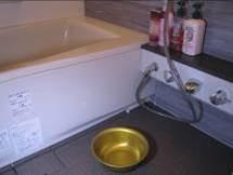スイト びっくり 浴室用 洗面器 25.8cm(内径22cm)