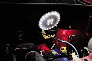 LEDエコべんりライト 24灯 FS-300