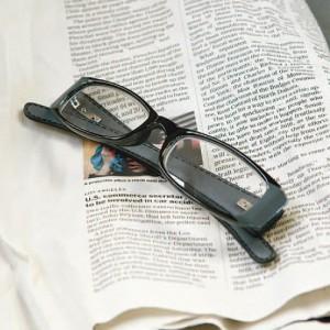 ダルトン リーディンググラス(老眼鏡) READING GLASSES ORANGE 2.5 YGF43OR/2.5