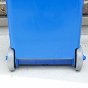 ダルトン プラスチック トラッシュカン 65リットル ゴミ箱 PLASTIC TRASH CAN 65L IVORY 100-198IV