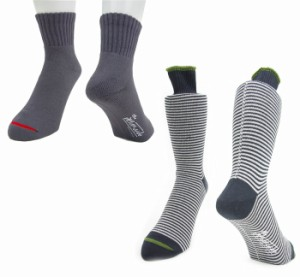 ソックス メンズ 3足 靴下 メンズ 3pソックス Hill Side ヒルサイド セレクトショップ 2パック購入で メール便 送料無料