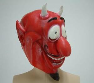【大人用ハロウインコスチューム】マスク!Devil Mask! ハロウィン,ハロウイン,イベント,マスク,仮面,宴会,歓送迎会,余興に