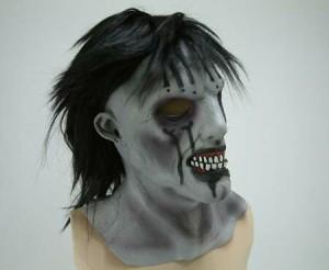 【大人用ハロウインコスチューム】マスク!Death Metal Mask! ハロウィン,ハロウイン,イベント,マスク,仮面,宴会,歓送迎会,余興に