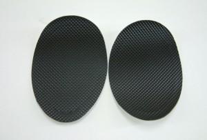 貼るだけ簡単!ぺダックドイツ製 セーフステップ靴底のスベリ止め (滑り止め靴底用)靴底の保護にも・pedaq safe step・革靴・滑りや