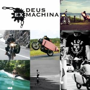 ハーフパンツ Deus Ex Machina LARRY TRACK SHORT デウス エクスマキナ メンズ  スウェットパンツ