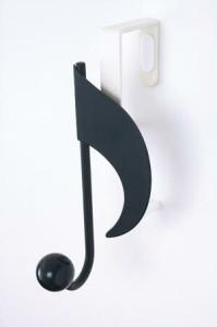 grigio ペアドアハンガー 音符セット DH-KG #19