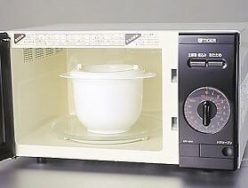 電子レンジで簡単!レンジご飯炊き 一合炊 C-229 #10