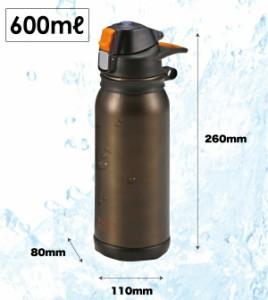 ダブルステンレス構造 スピードチャージャー ダイレクトボトル 1100mlサイズ 全3色 (直飲み 保冷専用 水筒)#31