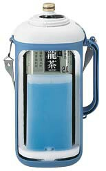 ペットボトルクーラー <保冷材付> 2.0リットル パープル M-8904 #32