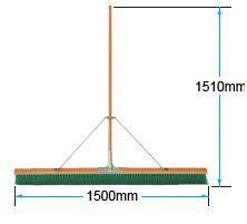 山崎産業 コンドルグランドブラシ(PETタイプ) BR447-000X-MB