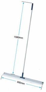 山崎産業 プロテックダスターモップ90 C75-14-090U-MB
