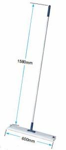 山崎産業 プロテックダスターモップ60 C75-14-060U-MB