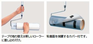 山崎産業 プロテックトップローラースーパーワイドC291-000N-MB