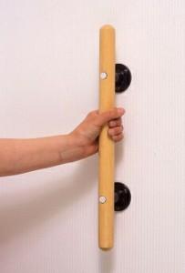 オムソリいたわり手すり450mm OM-121手摺 手摺り 玄関 階段やトイレなどに安心な手すりを。