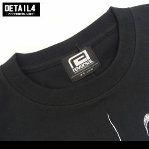 REVERSAL リバーサル Tシャツ 愚地独歩×rvddw G.M & TS TEE [T485]