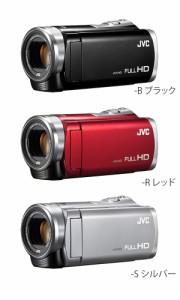 JVCケンウッド【メモリームービー】 GZ-E880(カラー選択) & 予備バッテリー & バッグ& 三脚