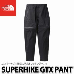 【パンツ】ザノースフェイス NP11802 (K) SUPERHIKE GTX PANT 2018SS スーパーカイクGTXパンツ