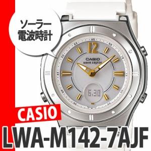 カシオ【時計】 LWA-M142-7AJF ホワイト
