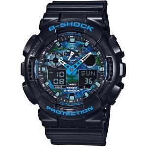 【専用ペア箱・マイクロファイバークロスセット】 [カシオ]CASIO 腕時計 GA-100CB-1AJF G-SHOCK メンズ・BA-110-7A1JF BABY-