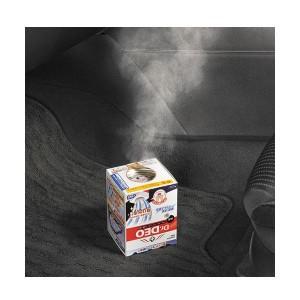 消臭剤 ドクターデオ スチームタイプ 浸透 大型 無香 シート・内装の内部まで強力除菌・消臭/カーメイト/CARMATE:D220
