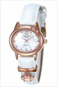 【送料無料】【送料無料】アンジェロジュリエッティ腕時計 AngeloJurietti時計 コッコ cocco レディース/AJ3120-2-WH